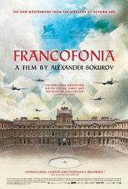 Francofonia - Cartelera