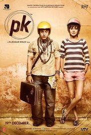 PK (2014) - science fiction
