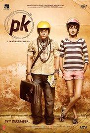 PK (2014) - science fiction