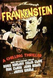 Frankenstein (1931) - horror
