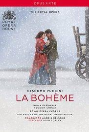 La Bohème: The Royal Opera - Romantik
