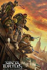 Teenage Mutant Ninja Turtles: Out of the Shadows(2016) - Film in Teatri