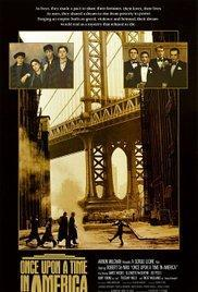 Once Upon a Time in America - crime