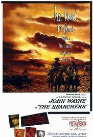 The Searchers - western