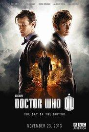 The Day of the Doctor - science fiction