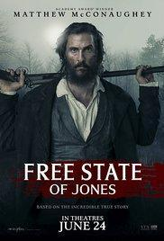The Free State of Jones - Cartelera