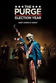 The Purge: Election Year (2016) - Cartelera