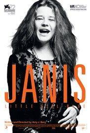 Janis: Little Girl Blue - Cartelera