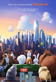 The Secret Life of Pets (2016) - Now Playing In Theaters