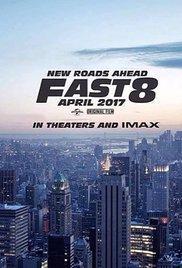 Furious 8 - A l'affiche