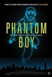 Phantom Boy (2015) - Cartelera