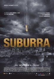 Suburra (2015) - Cartelera