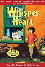 Whisper of the Heart - Now Playing In Theaters