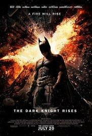 The Dark Knight Rises - action