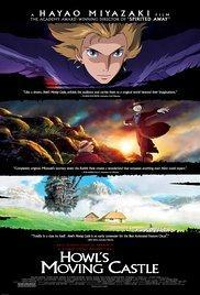 Howl's Moving Castle - animation