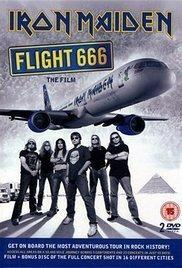 Iron Maiden: Flight 666 - The Movie - documentary