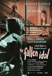 The Fallen Idol (1948) - Cartelera