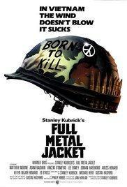 Full Metal Jacket - war