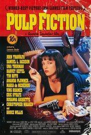 Pulp Fiction - Cartelera