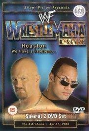 WWE WrestleMania X-Seven - Action