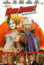 Mars attacks - Cartelera