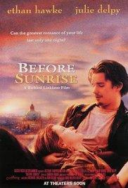 Before Sunrise - romance