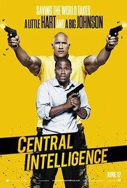Central Intelligence (2016) - A l'affiche