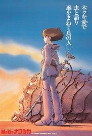 Nausicaä of the Valley of the Wind - animation