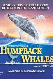 Humpback Whales (2015) - Cartelera