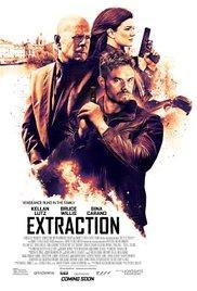Extraction - Cartelera