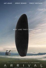 Arrival(2016) - A l'affiche