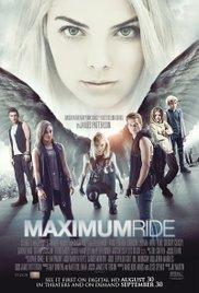 Maximum Ride(2016) - Movies In Theaters