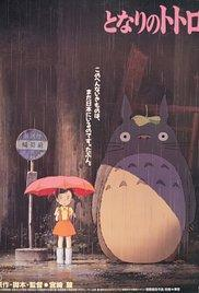 Tonari no Totoro (1988) - animation