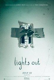 Lights Out(2016) - A l'affiche