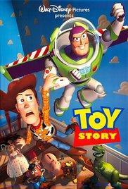 Toy Story (1995) - animation