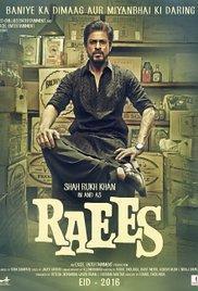 Raees - A l'affiche