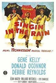 Singin' in the Rain - comedy