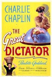 The Great Dictator - comedy