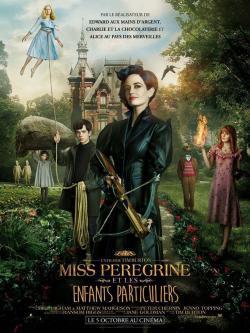 Miss Peregrine et les enfants particuliers - A l'affiche