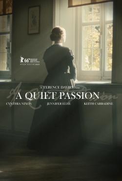 A Quiet Passion - Cartelera