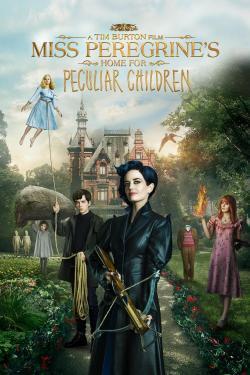 Miss Peregrine's Home for Peculiar Children - Cartelera