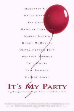 It's My Party - Cartelera