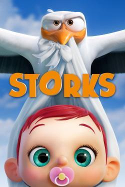 Storks - Now Playing In Theaters