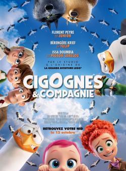 Cigognes et Cie - A l'affiche