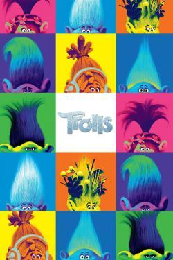 Trolls - Now Playing In Theaters