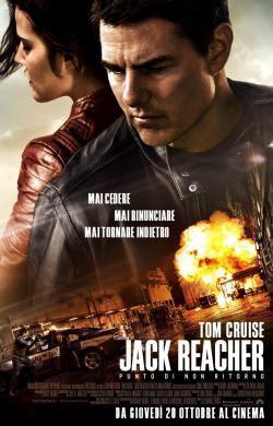 Jack Reacher - Punto di non ritorno - Film in Teatri