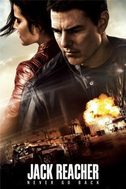 Jack Reacher: Never Go Back - Cartelera