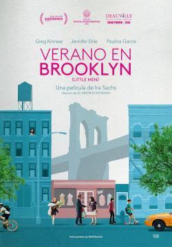 Verano en Brooklyn - Cartelera