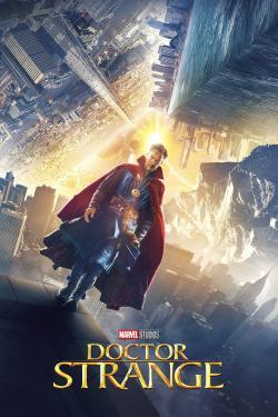 Doctor Strange - Now Playing In Theaters