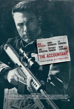 The Accountant - Film in Teatri